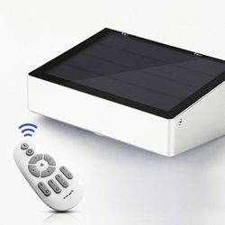 CE RoHS solar wall light 5w & solar rechargeable corner wall light & led solar marine lights