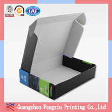Custom Printed Products Packaging Tuck Top Color Corrugated Box