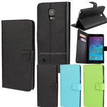 Good quality wallet phone case mobile phone leather case phone case for samsung galaxy note 4