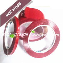 for automobile and electronic industry as 3M acrylic clear foam tape double sided, pure acrylic silicone tape