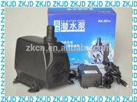 DC ZP5-1000L/H 12V dc brushless submersible pump with motor for sale