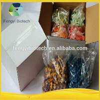 2015 new product 0.68 caliber colourful solid paintball made in china