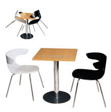Modern appearance wholesale hotel buffet used table and chair set (FOH-BC37)