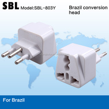 Brazil's conversion socket,Travel adapter plugs,general conversion socket