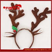 Kids and Adults Animal Xmas Reindeer Head Band Christmas Hair Band