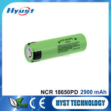 Wholesale Alibaba NCR18650PD Battery, 10A NCR18650PF Battery 2900mAh