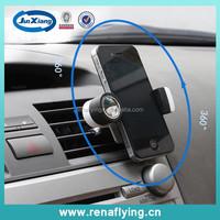 360 degree rotation air vent universal car holder mount case