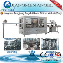 Fully automatic 3-in-1 water filling washing capping machine for water production line