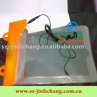 hard pvc plastic ipad waterproof case
