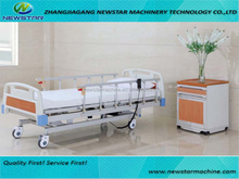 NSD-D07 Best selling top quality bed hospital made of ABS and steel frame