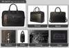 Hot Sale 2015 high quality men items Business Promotional Travel Bag luggage bag Black Carbon fiber Polyester PU