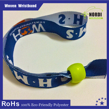 popular item promotion product woven wrist band