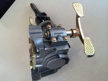 water-cooled engine125cc tricycle reverse gear for passenger use three wheel motorcycle