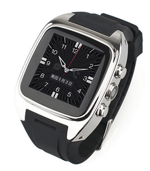 New products 3g android watch phone with wifi Auto Focus GPRS Bluetooth GPS Navigation