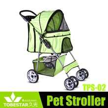 Firm Large Capacity Pet Trolley Dog Cat Carts
