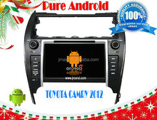 Android 4.2 analog tv for TOYOTA Camry 2012 RDS,Telephone book,AUX IN,GPS,WIFI,3G,Built-in WIFI Dongle