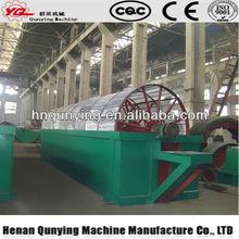 gran capacidad de rotary tamiz utilizado en la planta de extracción