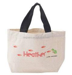 wholesale eco silk screen printing cotton tote bag