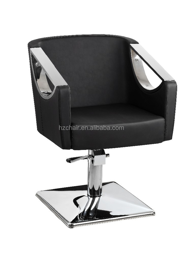 Wholesale 2015 Acrylic black salon furniture Modern chairs