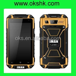 iMAN i6800 IP68 4.7inch Android 4.4 Waterproof Smartphone MT6582 Quad Core 1.3GHz
