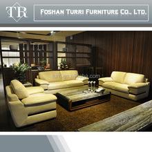 new design italiy top grade leather recliner sofa