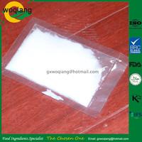 Citric acid molecular formula