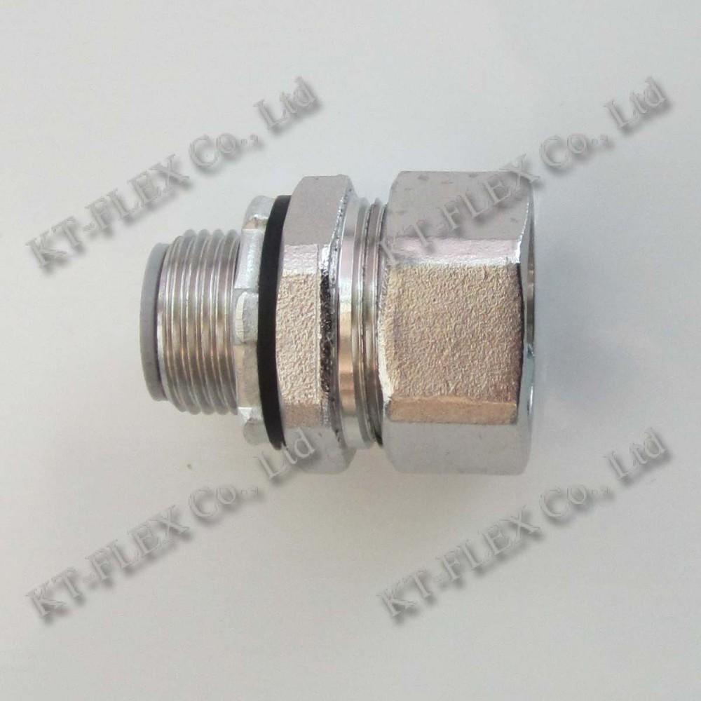 Liquid tight conduit fittings stainless steel waterproof