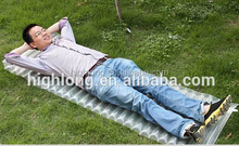 2015 New Design Made in China Outdoor Single Inflatable Air Bed directly from Factory in Alibaba Express