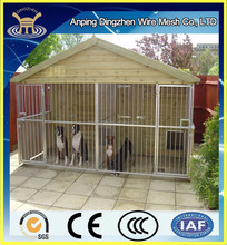 cheap commercial aluminum dog cage