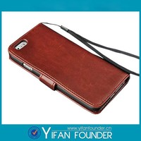 Flip cover for leather iphone,for iphone 6 case cover,for iphone 5s wallet cover