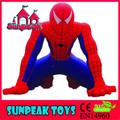 R-019 spiderman gigante inflable publicidad de dibujos animados