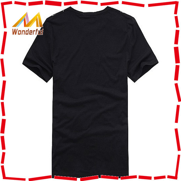 China wholesale blank t shirts good quality bulk blank for T shirt printing in bulk