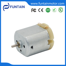 toy car mini dc motor with low cox noise, Funtain Motor