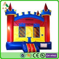 Best quality 18OZ pvc tarpaulin bounce house/ adult bounce house for sale craigslist