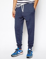 Navy jogging pants design for men