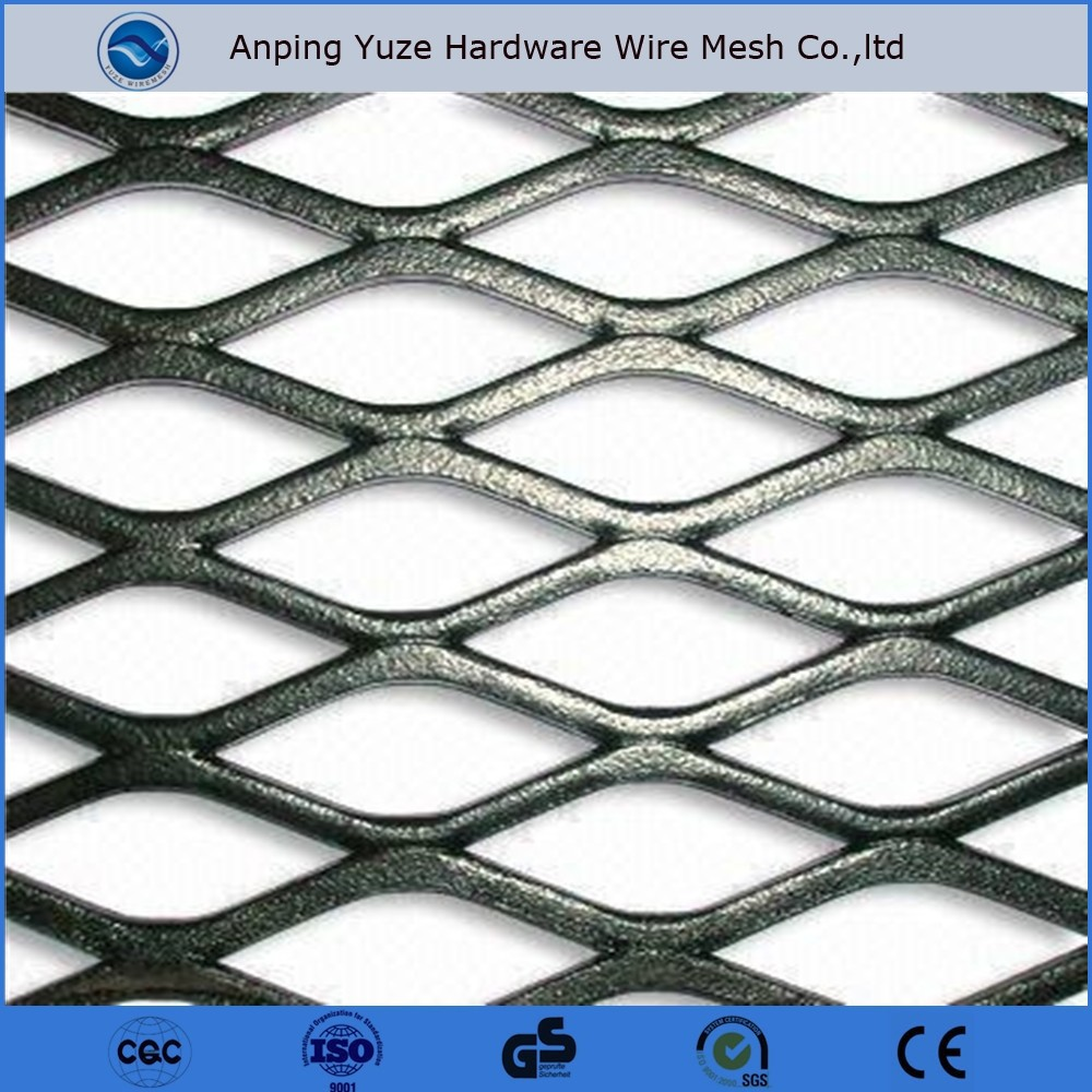 Diamond mesh fence wire fencing grating buy