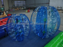 top selling new design inflatable soccer bubble