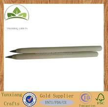 Wooden drumstick pen wooden ball point pen
