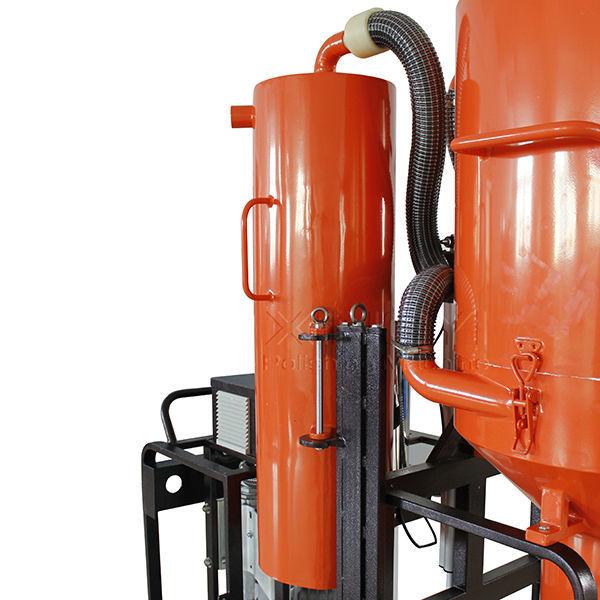 First filter tank