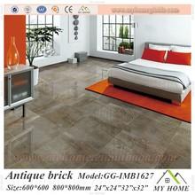 2014 hot sale economic outdoor rustic ceramic tile designs ceramic floor tile