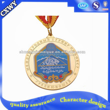 Promotional basketball medals/cheap award medals