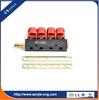 4cyl 6cyl 8cyl Valtek lpg cng injector rail