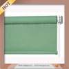 2015 Hot Sale Blackout Roll Up Manual Roller Blinds Curtain