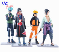 Plastic Figure, Cartoon Naruto Toy, Japan Action Movie Toy