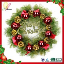 Butterfly Ningbo 2015 Chinese New Product Indian Flower Garland Wreath