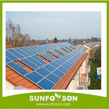 solar panel tile roof installation/aluminum solar mounting system,solar racks