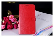 Elegant PU Leather Covers for iPhone 6 Plus 5.5 inch Mobile Phone Case