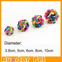 Factory Best Selling Pet Toys with Bell Ring Pets Cat Products
