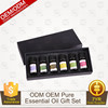 OEM/ODM Supply Essential oil Aromatherapy Gift Set Top 6 Set /10ml-100% Pure Therapeutic Grade