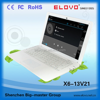 cheap second hand laptop for sale 13.3 inch VIA8880 best quality laptops prices in china